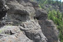 Bear Creek Falls, Telluride, United States
