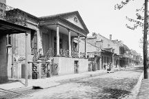 Beauregard-Keyes House, New Orleans, United States