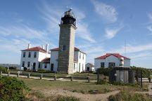 Beavertail Lighthouse and Park, Jamestown, United States