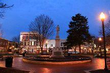 Bentonville Town Square, Bentonville, United States