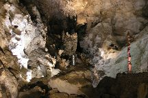 Big Room, Carlsbad Caverns National Park, United States