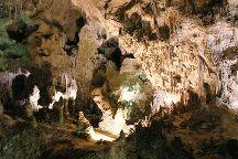 Big Room, Carlsbad Caverns National Park, United States