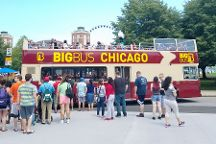 Big Bus Tours Chicago, Chicago, United States