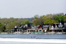 Boathouse Row, Philadelphia, United States