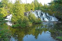 Bond Falls, Ontonagon, United States