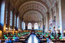 Boston Public Library, Boston, United States