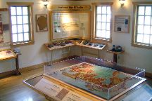 Bright Angel History Room, Grand Canyon National Park, United States