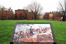 Bunker Hill Monument, Boston, United States