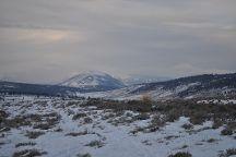 Bunsen Peak, Yellowstone National Park, United States