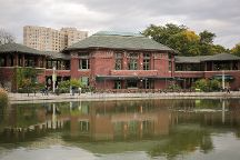 Cafe Brauer, Chicago, United States