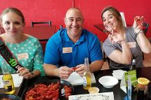Cajun Food Tours, Lafayette, United States