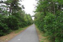 Cape Cod Rail Trail, Cape Cod, United States