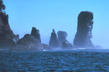 Cape Flattery, Clallam Bay, United States