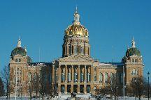 Capitol Building, Des Moines, United States
