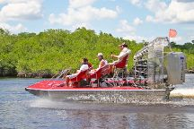 Captain Jack's Airboat Tours, Everglades City, United States