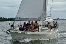 Captain Jack's Kiawah Sailing and Dolphin Watching