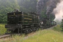 Cass Scenic Railroad State Park, Cass, United States