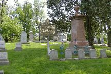 Cave Hill Cemetery, Louisville, United States