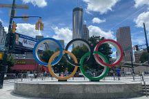 Centennial Olympic Park, Atlanta, United States