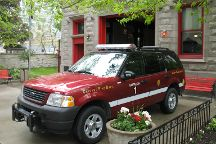 Chicago Fire Departament - Bomberos de Chicago, Chicago, United States