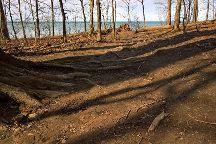 Chimney Bluffs State Park, Wolcott, United States