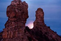 Chimney Rock National Monument, Pagosa Springs, United States