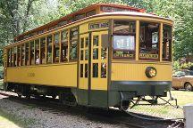 Como-Harriet Streetcar Line, Minneapolis, United States
