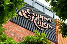 Copper & Kings American Brandy Distillery, Louisville, United States