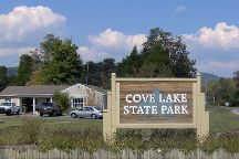 Cove Lake State Park, Caryville, United States