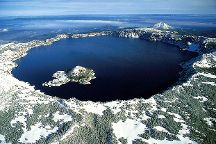 Crater Lake National Park, Crater Lake National Park, United States