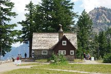 Crater Lake National Park - Steel Visitor's Center, Crater Lake National Park, United States