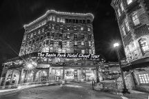 Crescent Hotel Ghost Tour
