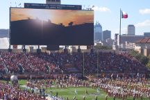 Darrell K Royal-Texas Memorial Stadium, Austin, United States