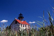 East Point Lighthouse, Heislerville, United States