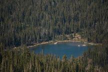 Elizabeth Lake, Yosemite National Park, United States