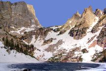 Emerald Lake Trail, Rocky Mountain National Park, United States