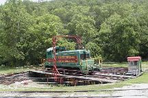 Eureka Springs & North Arkansas Railway, Eureka Springs, United States