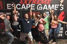 Extreme Escape Games, Franklin, United States