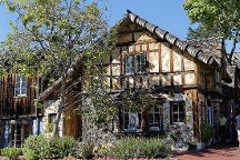 Fairy Tale Cottages of Hugh Comstock, Carmel, United States