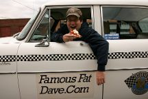 Famous Fat Dave's Food Tours, New York City, United States