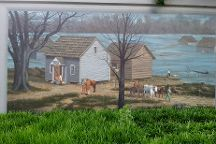 Floodwall Murals, Paducah, United States