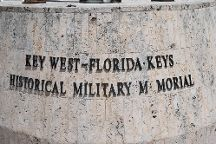 Florida Keys Historical Military Memorial, Key West, United States