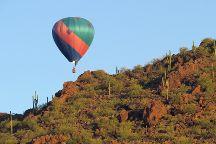 Foolish Pleasure Hot Air Balloon Rides