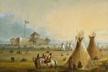 Fort Laramie National Historic Site, Fort Laramie, United States