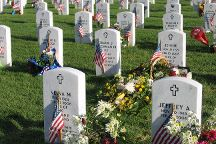 Fort Logan National Cemetery, Denver, United States
