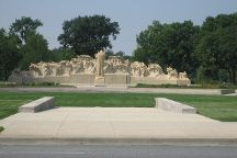 Fountain of Time, Chicago, United States
