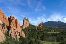 Garden of the Gods, Colorado Springs, United States