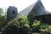 Garrett Memorial Chapel, Keuka Park, United States