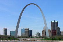 Gateway Arch National Park, Saint Louis, United States
