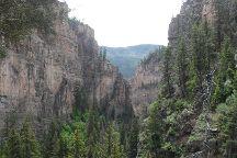 Glenwood Canyon Bike Trail, Glenwood Springs, United States